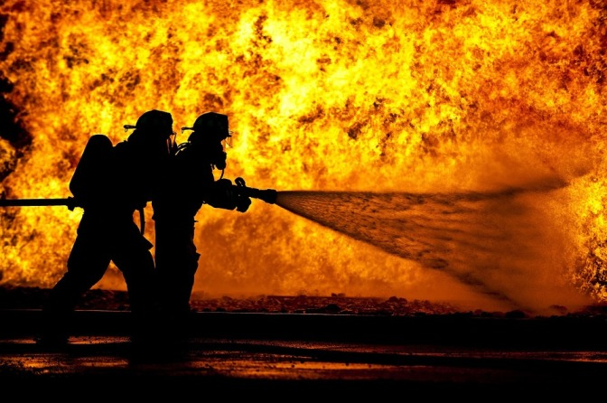 Prayer for Firefighters, EMS, and First Responders May 2016